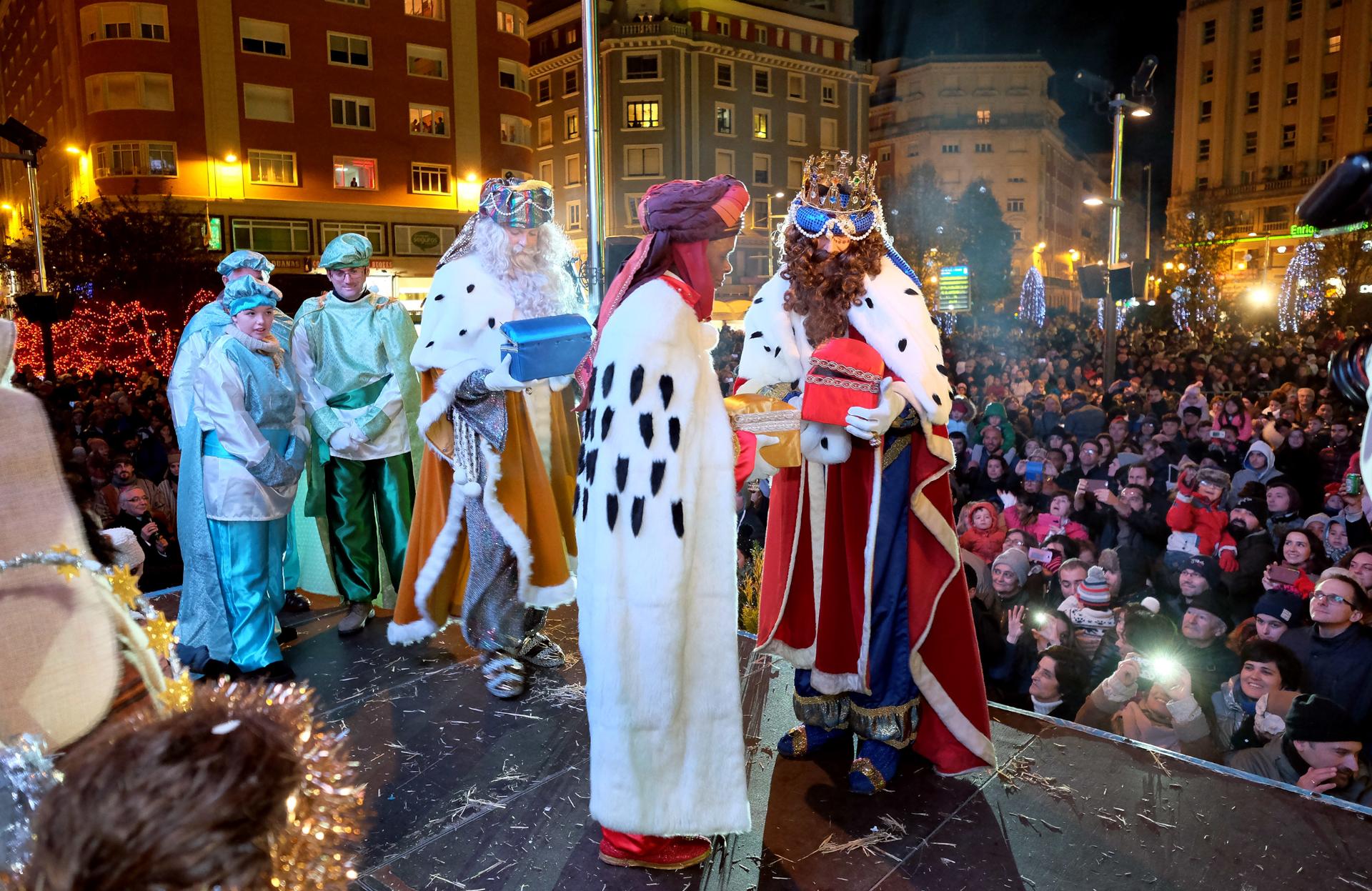 Cabalgatas de Reyes sí, pero con seguro