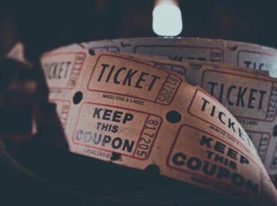 rollo de tickets